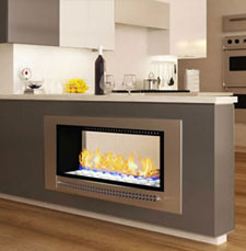 Double Sided Fireplace VFDS 800