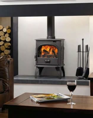 Dovre-home-closed combustion range