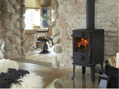 Morso-home-closed combustion range
