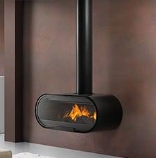 Rocal D8 Fireplace