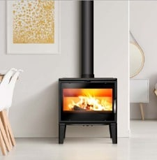 Rocal D8 Fireplace